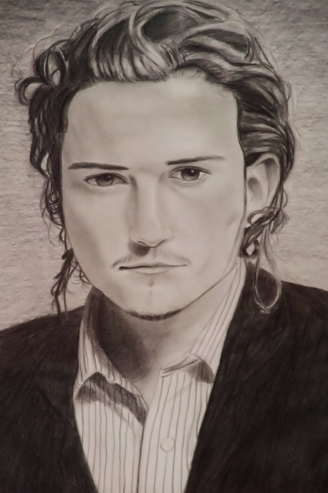 Orlando Bloom by althea